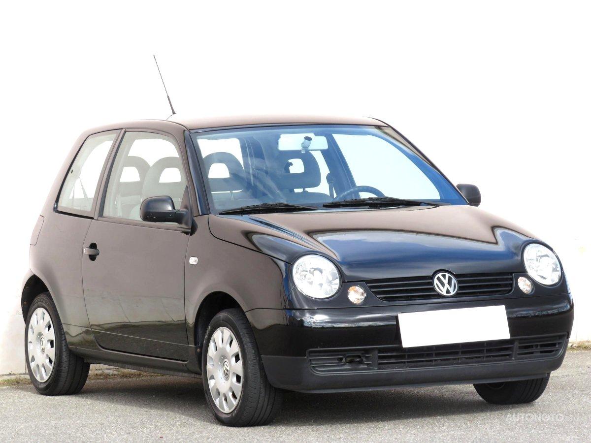 Volkswagen Lupo, 2004 - celkový pohled