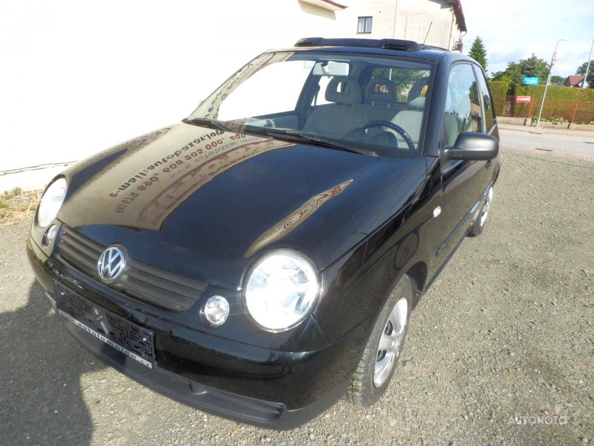 Volkswagen Lupo, 2003 - celkový pohled