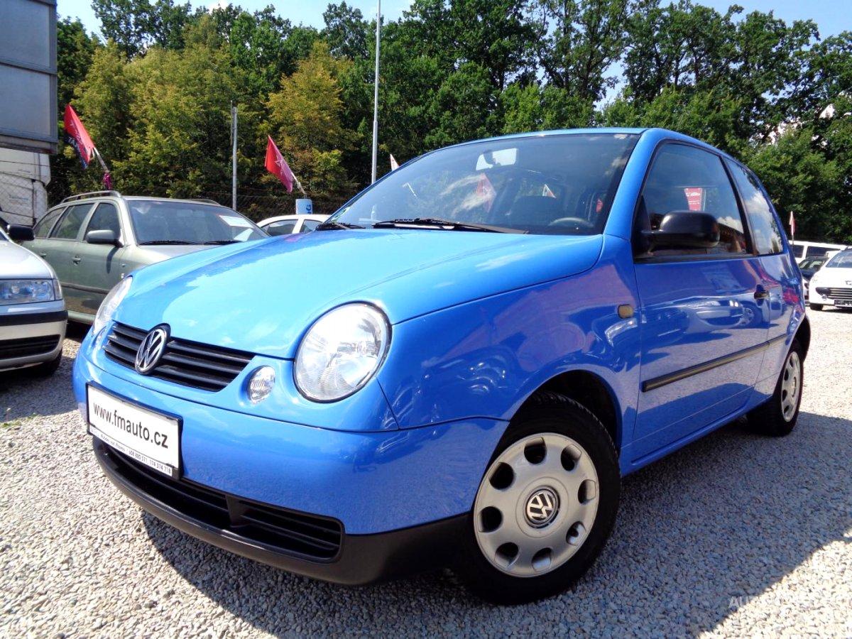 Volkswagen Lupo, 1999 - celkový pohled