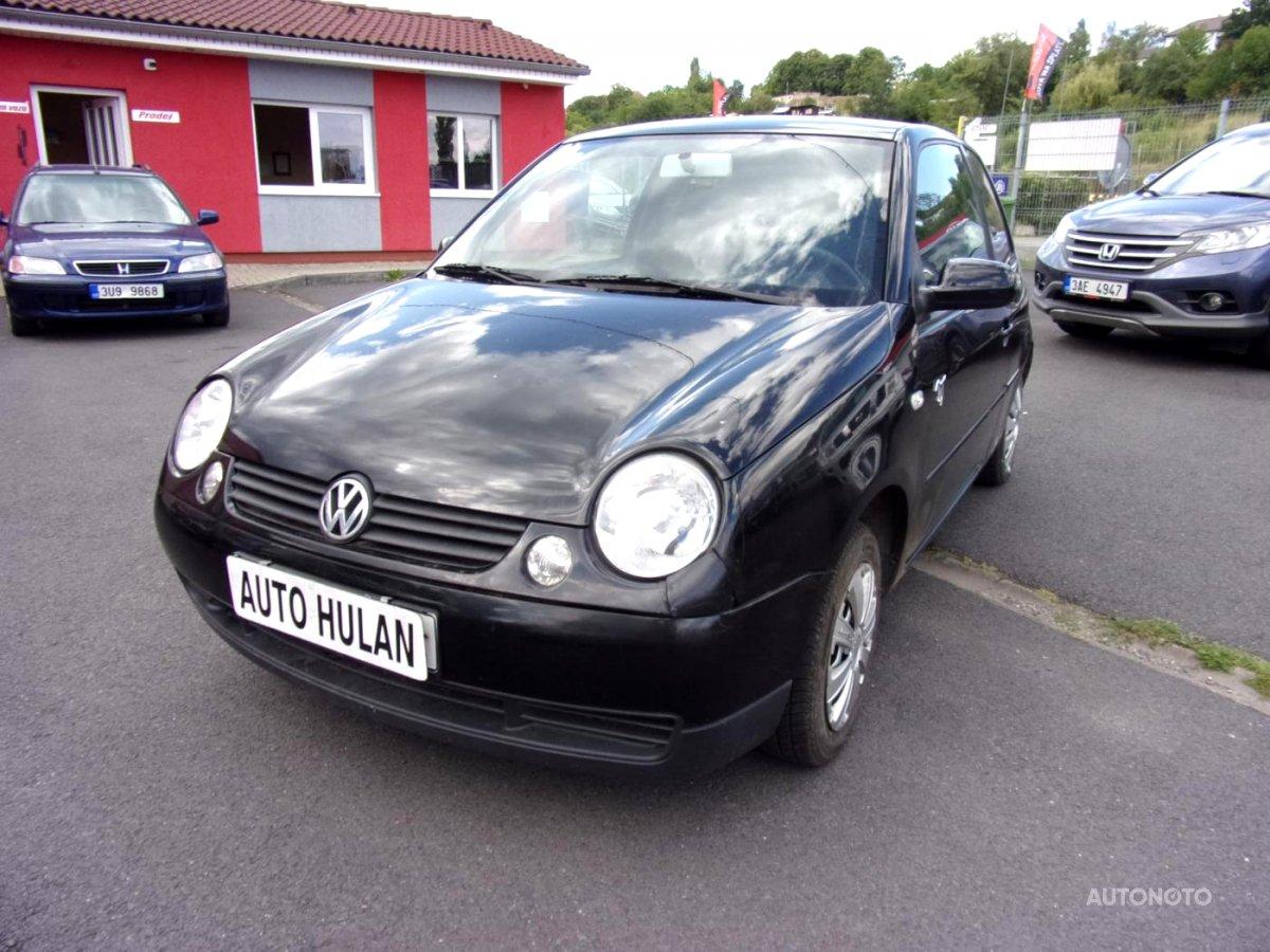 Volkswagen Lupo, 2000 - celkový pohled