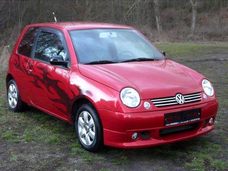 Volkswagen Lupo, 2002