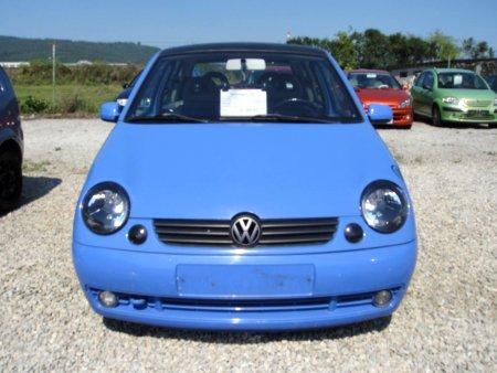 Volkswagen Lupo, 2000