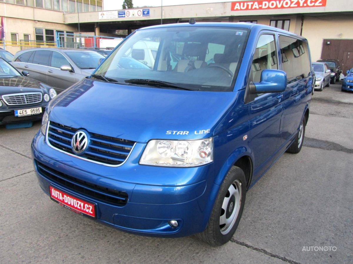 Volkswagen Multivan, 2009 - celkový pohled