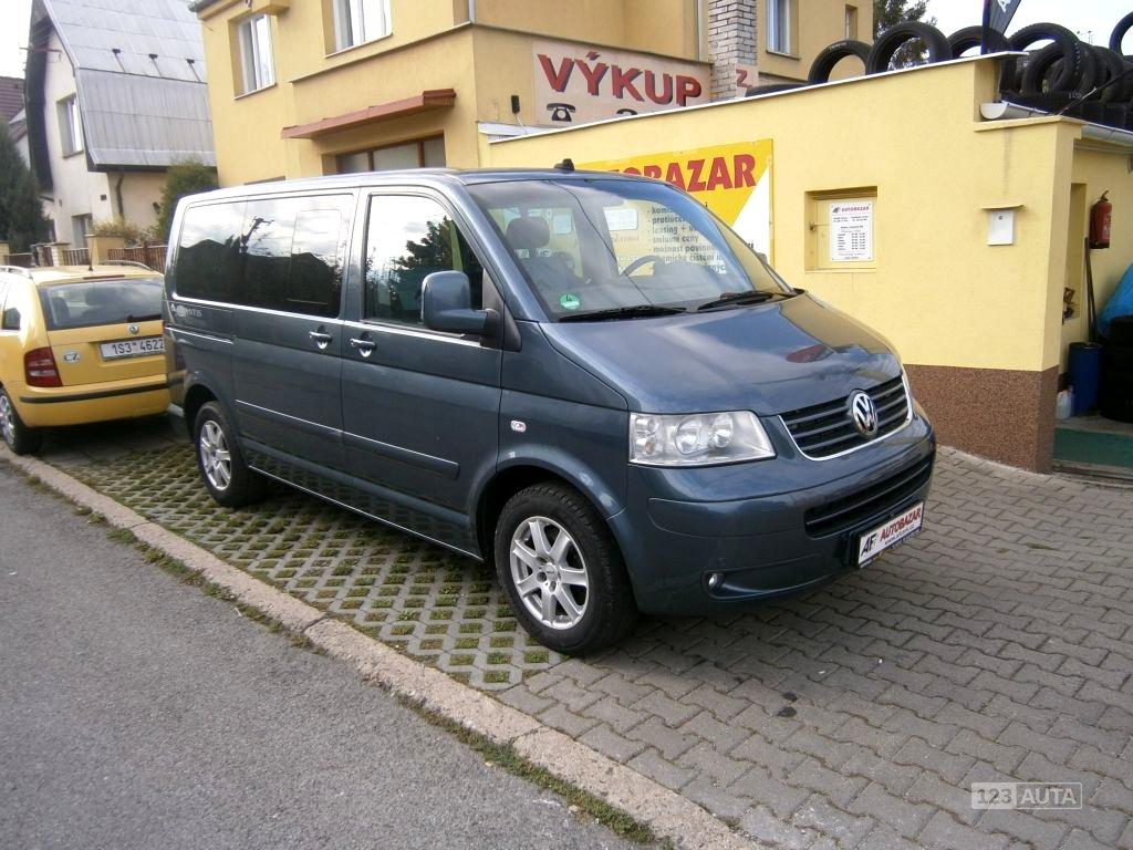Volkswagen Multivan, 2007 - celkový pohled