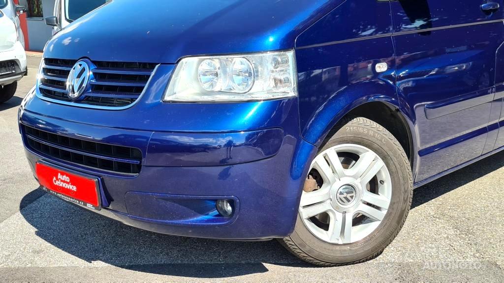 Volkswagen Multivan, 2004 - celkový pohled