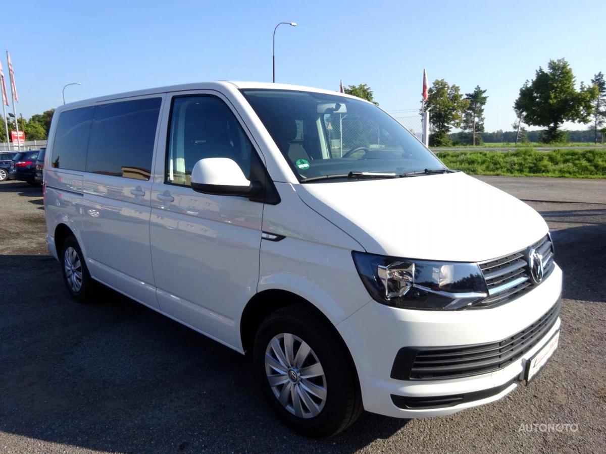 Volkswagen Multivan, 2018 - celkový pohled