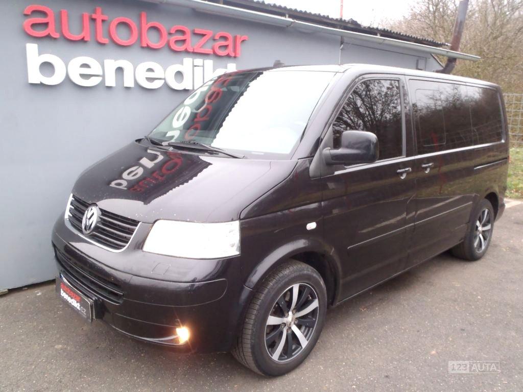 Volkswagen Multivan, 2008 - celkový pohled