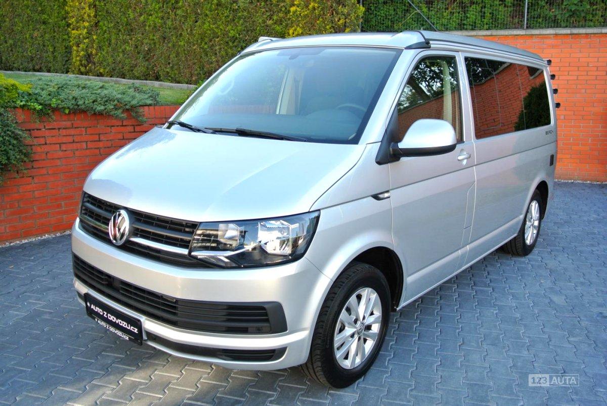 Volkswagen Multivan, 2016 - celkový pohled