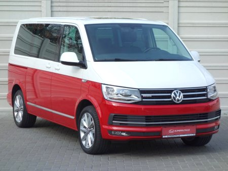 Volkswagen Multivan, 2017