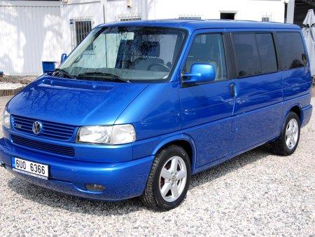 Volkswagen Multivan, 2001