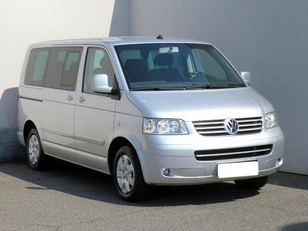 Volkswagen Multivan, 2004