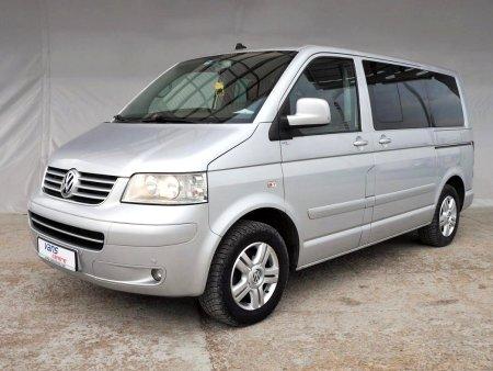 Volkswagen Multivan, 2008