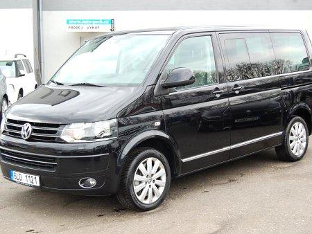 Volkswagen Multivan, 2010