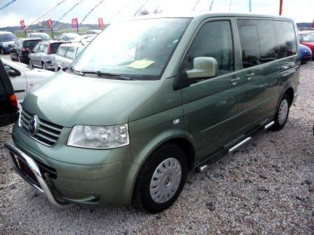 Volkswagen Multivan, 2005