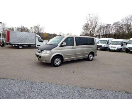 Volkswagen Multivan, 2006
