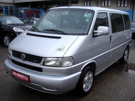 Volkswagen Multivan, 2002