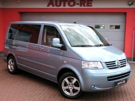 Volkswagen Multivan, 2007