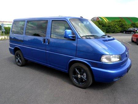 Volkswagen Multivan, 2000