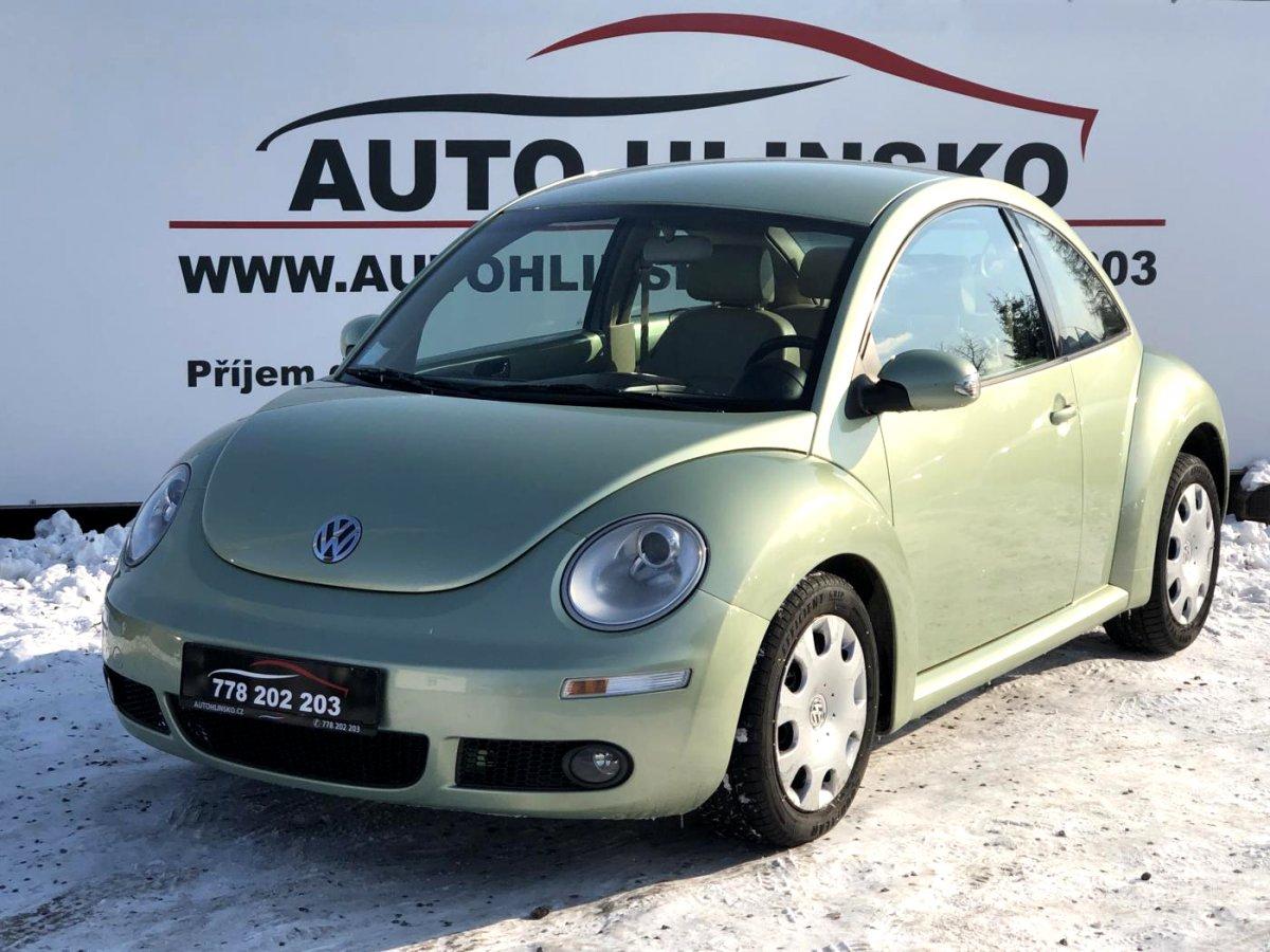 Volkswagen New Beetle, 2009 - celkový pohled