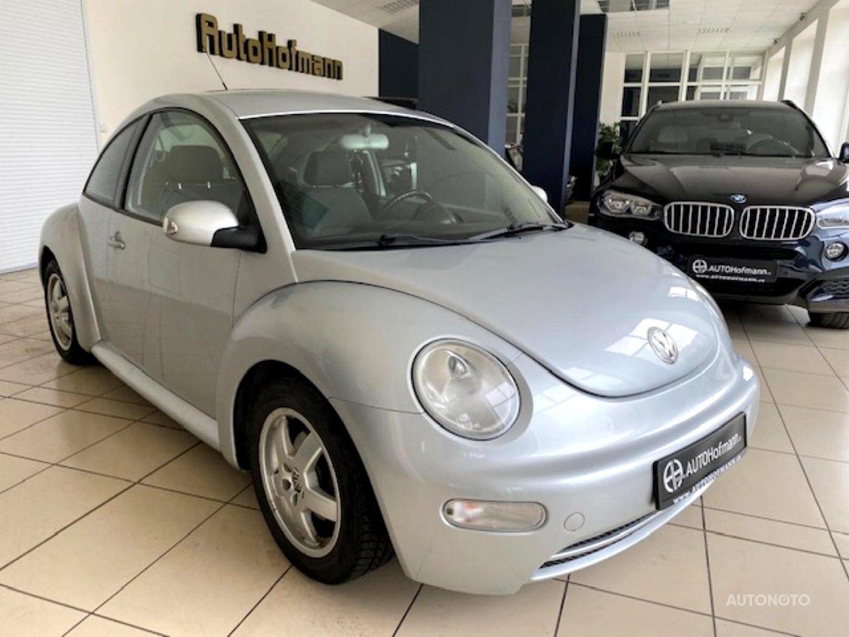Volkswagen New Beetle, 2005 - celkový pohled