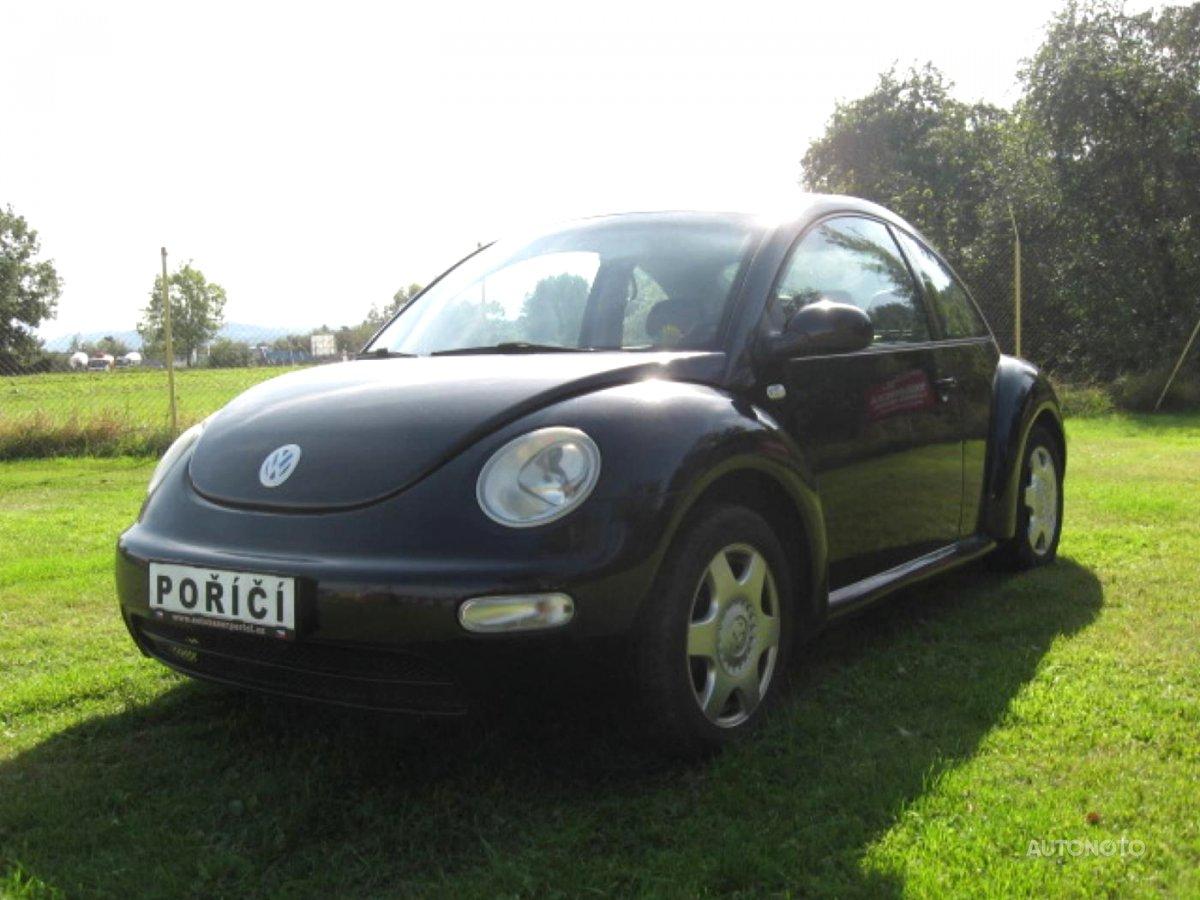 Volkswagen New Beetle, 2001 - celkový pohled