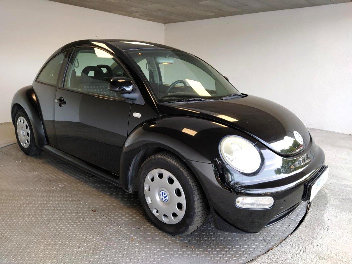 Volkswagen New Beetle, 2000 - celkový pohled