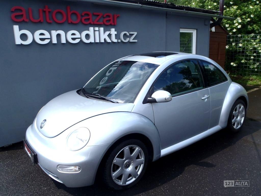 Volkswagen New Beetle, 2003 - celkový pohled