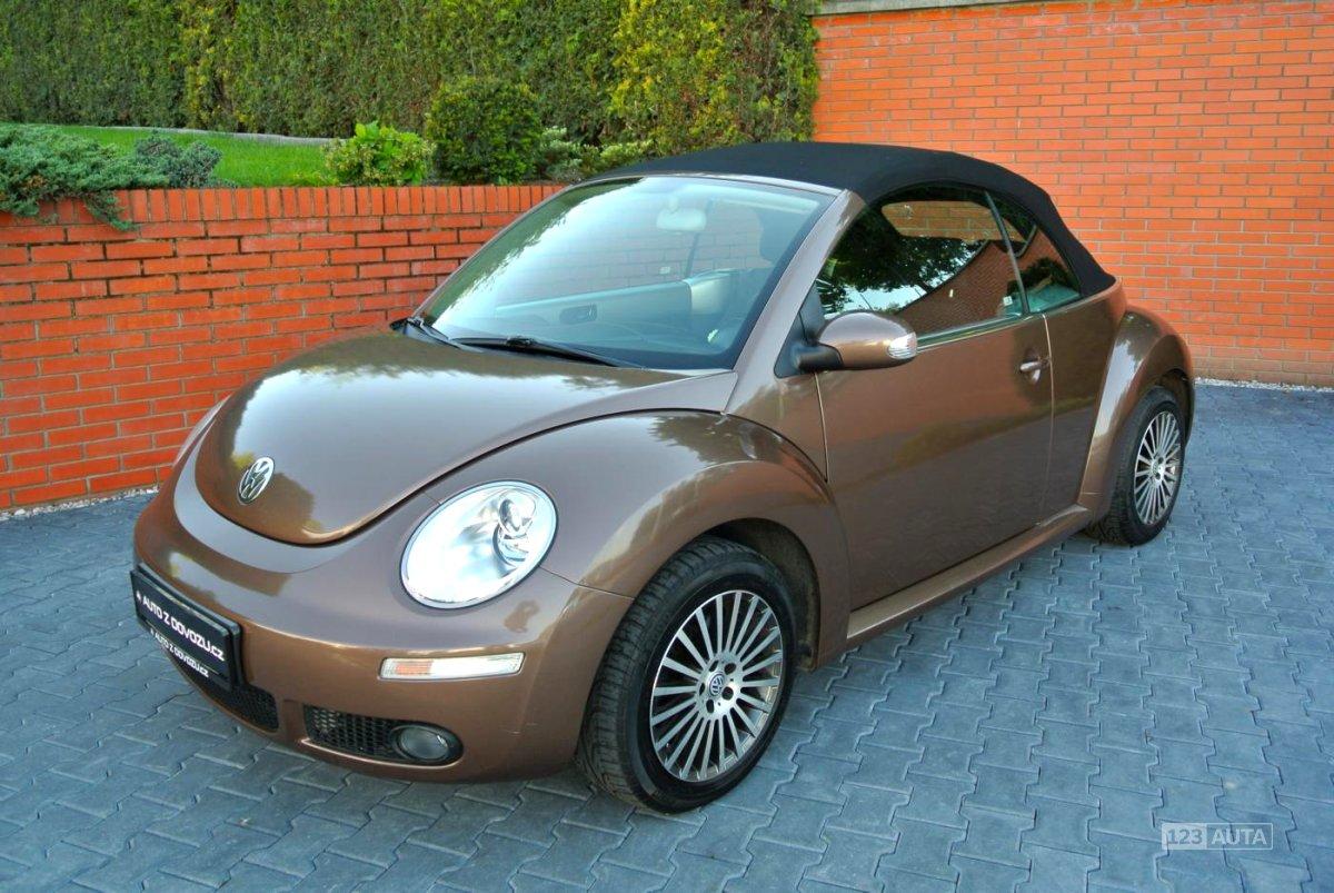 Volkswagen New Beetle, 2007 - celkový pohled