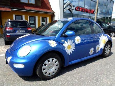 Volkswagen New Beetle, 2001