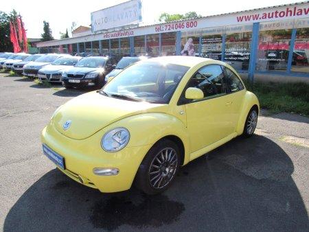 Volkswagen New Beetle, 2000