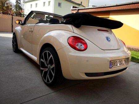Volkswagen New Beetle, 2008