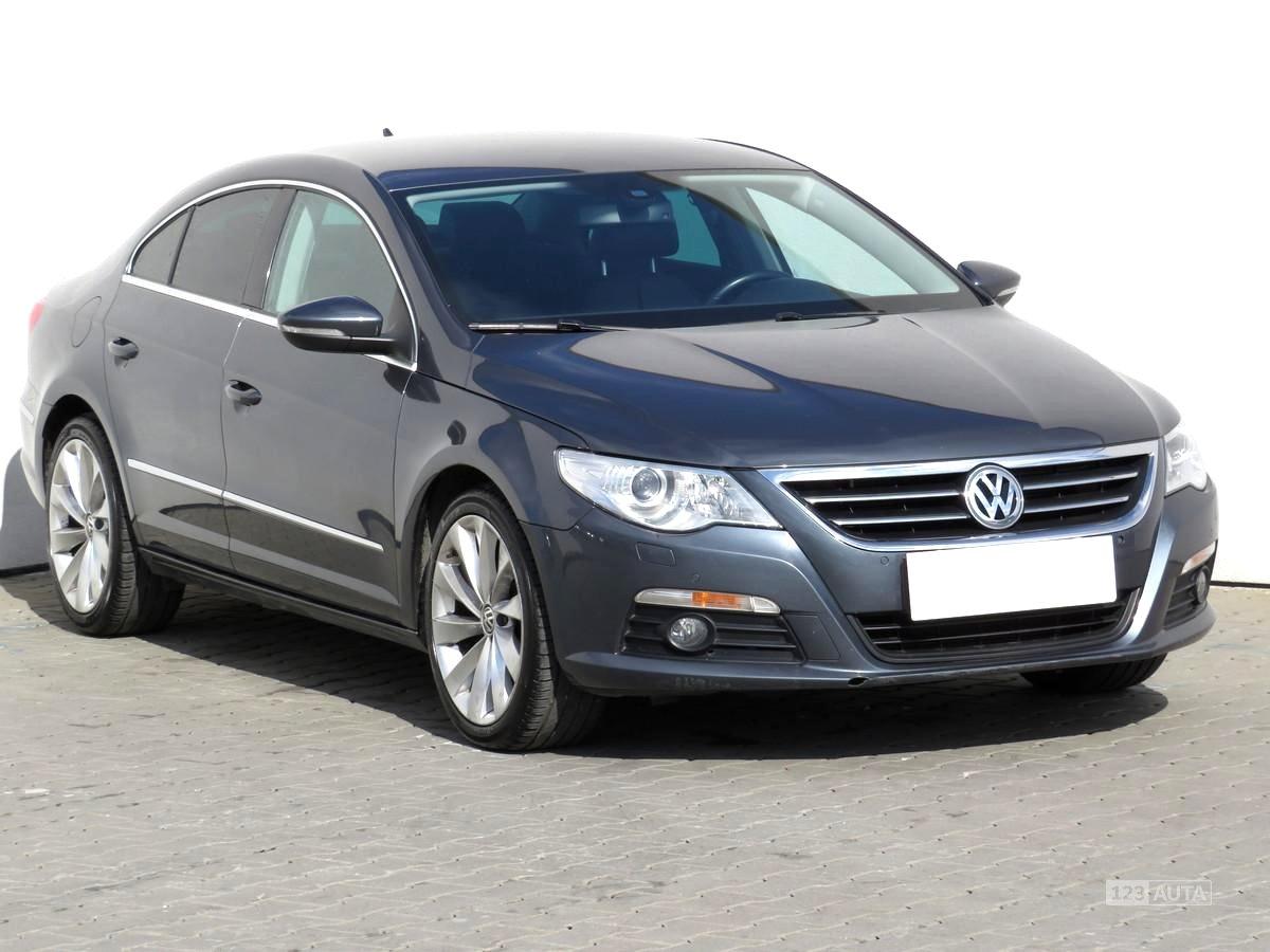 Volkswagen Passat CC, 2010 - celkový pohled