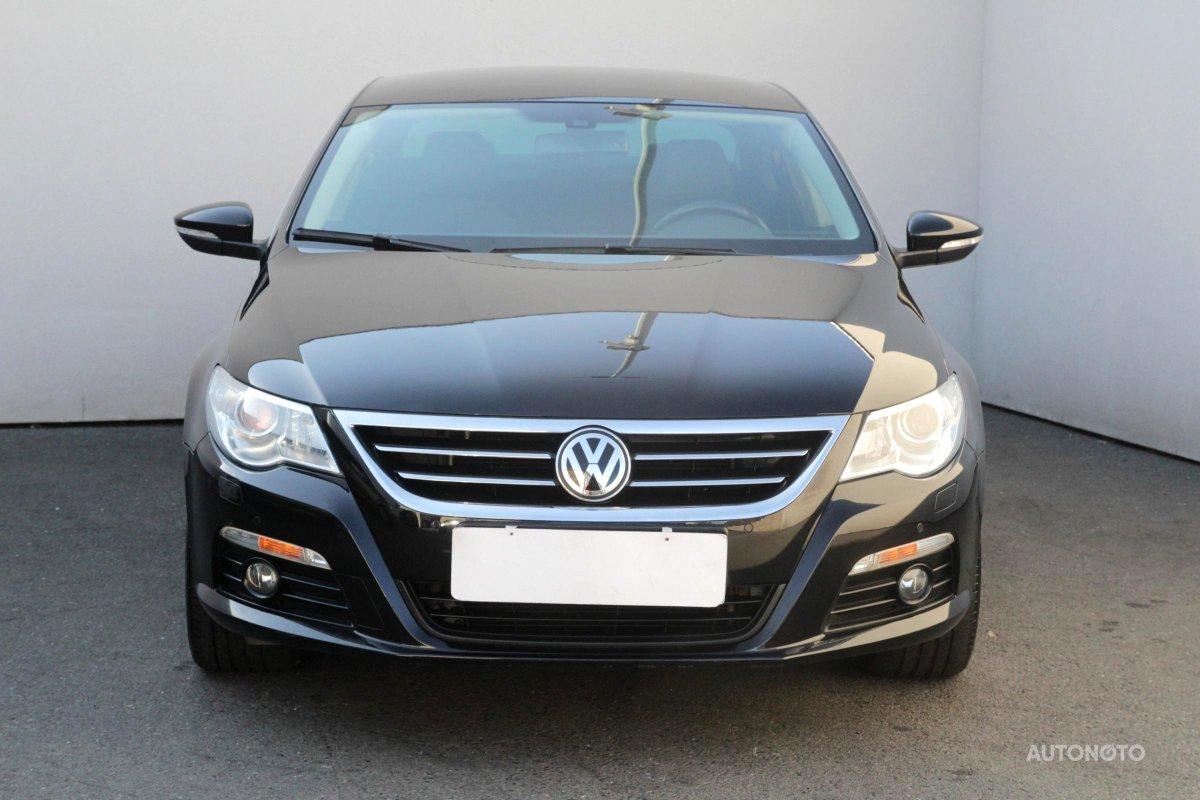 Volkswagen Passat CC, 2010 - pohled č. 2