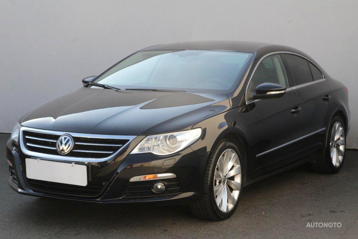 Volkswagen Passat CC, 2010 - pohled č. 3