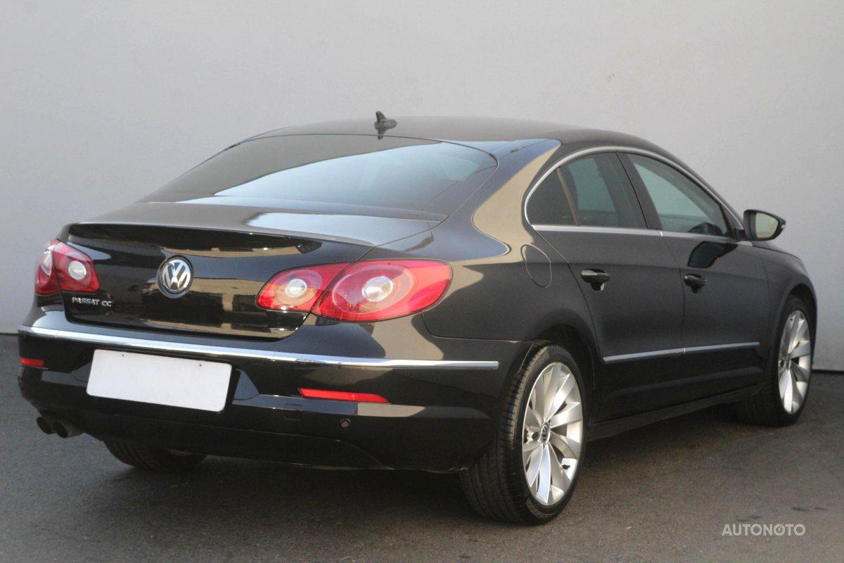 Volkswagen Passat CC, 2010 - pohled č. 5