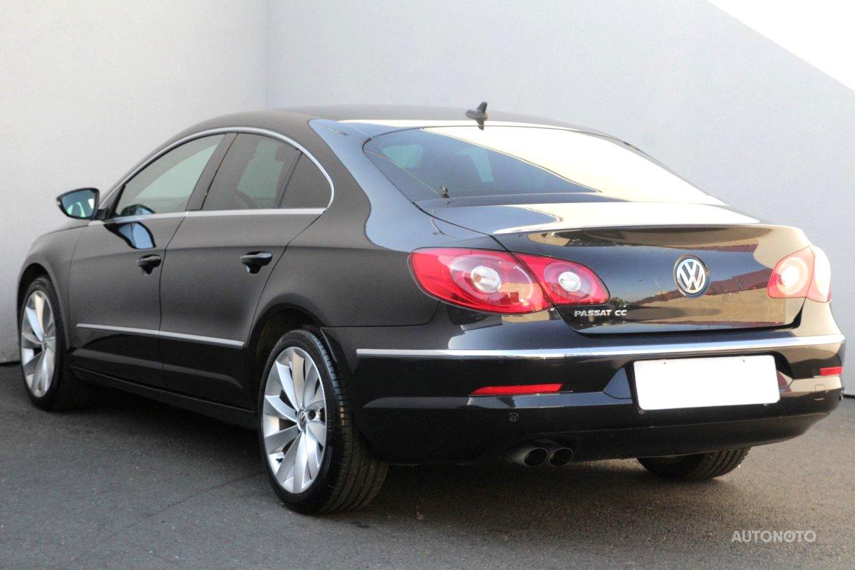 Volkswagen Passat CC, 2010 - pohled č. 7