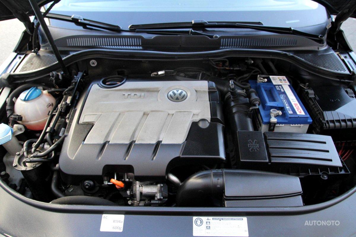 Volkswagen Passat CC, 2010 - pohled č. 9