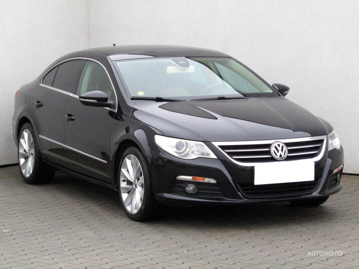 Volkswagen Passat CC, 2011 - celkový pohled