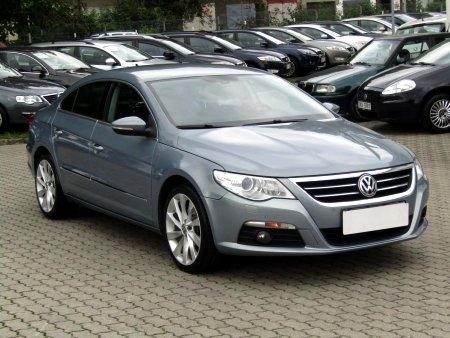 Volkswagen Passat CC, 2008