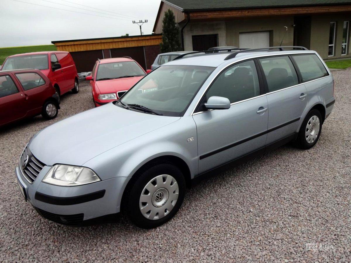 Volkswagen Passat Variant Comfortline,, 2001 - celkový pohled