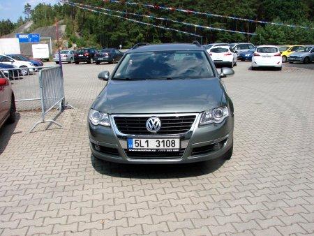 Volkswagen PASSAT VARIANT, 2007