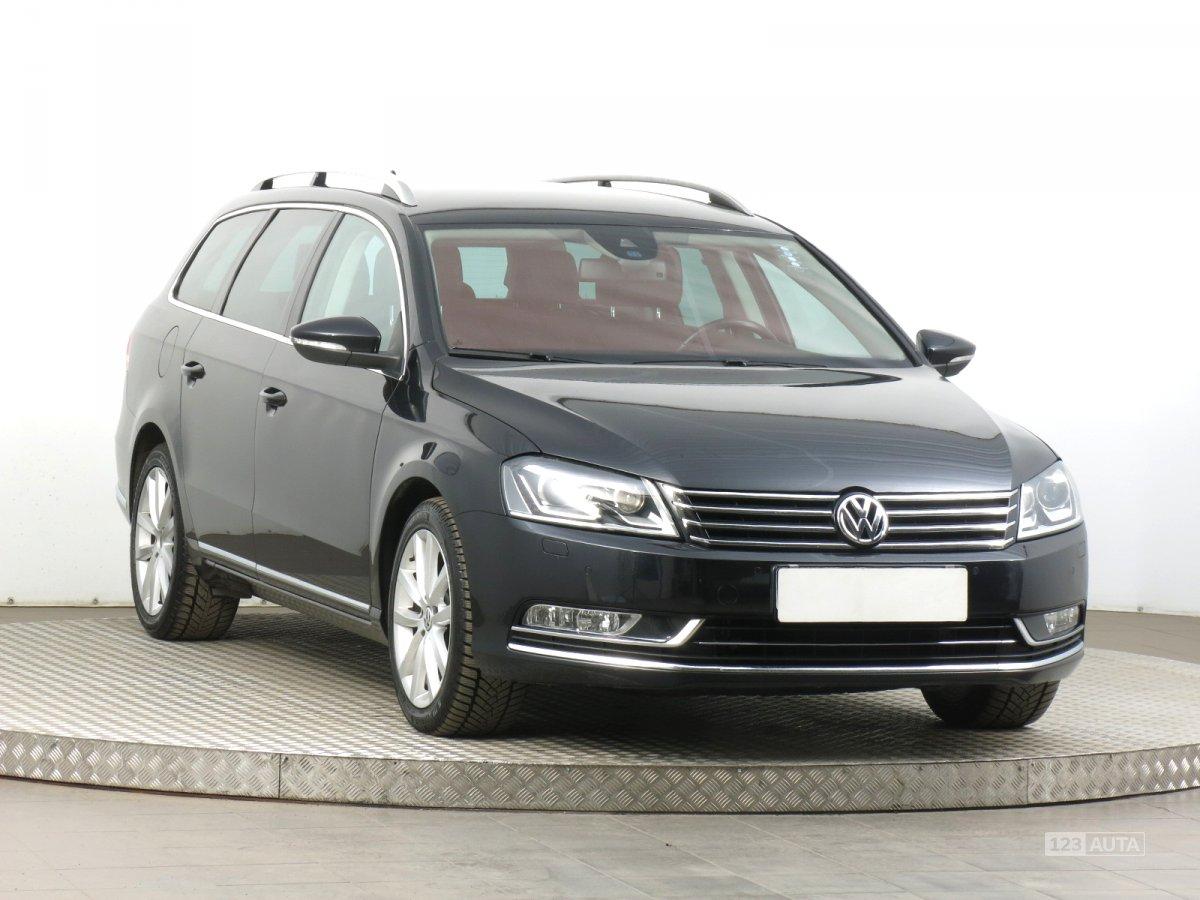 Volkswagen Passat, 2014 - celkový pohled