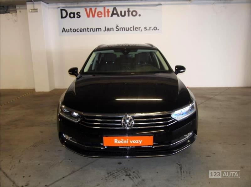 Volkswagen Passat, 2017 - pohled č. 4