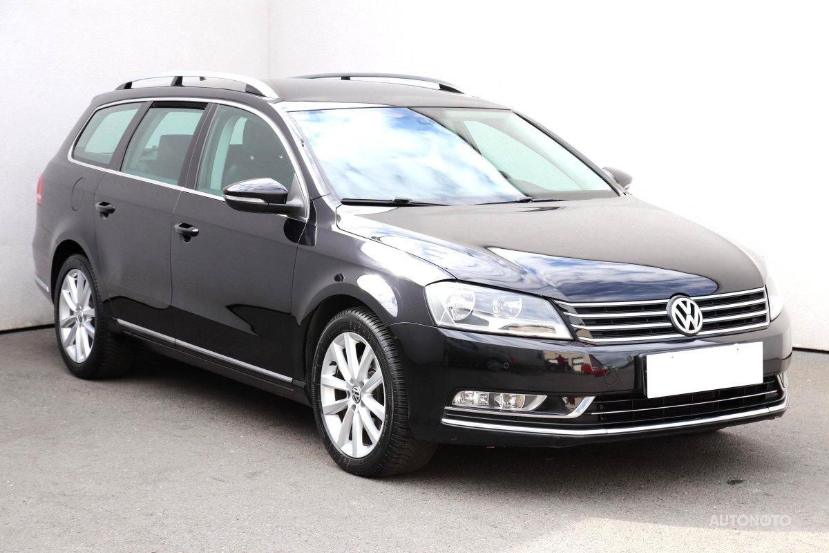 Volkswagen Passat, 2012 - pohled č. 1