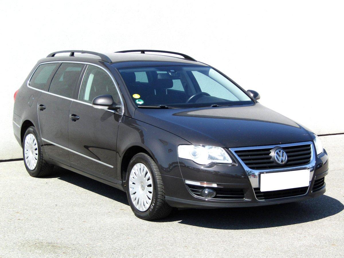 Volkswagen Passat, 2009 - celkový pohled