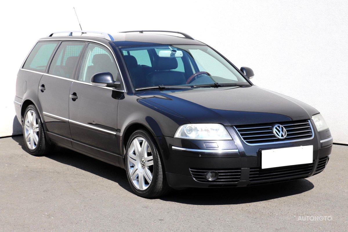 Volkswagen Passat, 2004 - celkový pohled