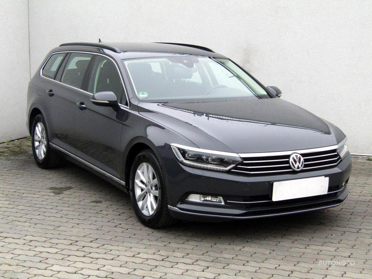 Volkswagen Passat, 2016 - celkový pohled