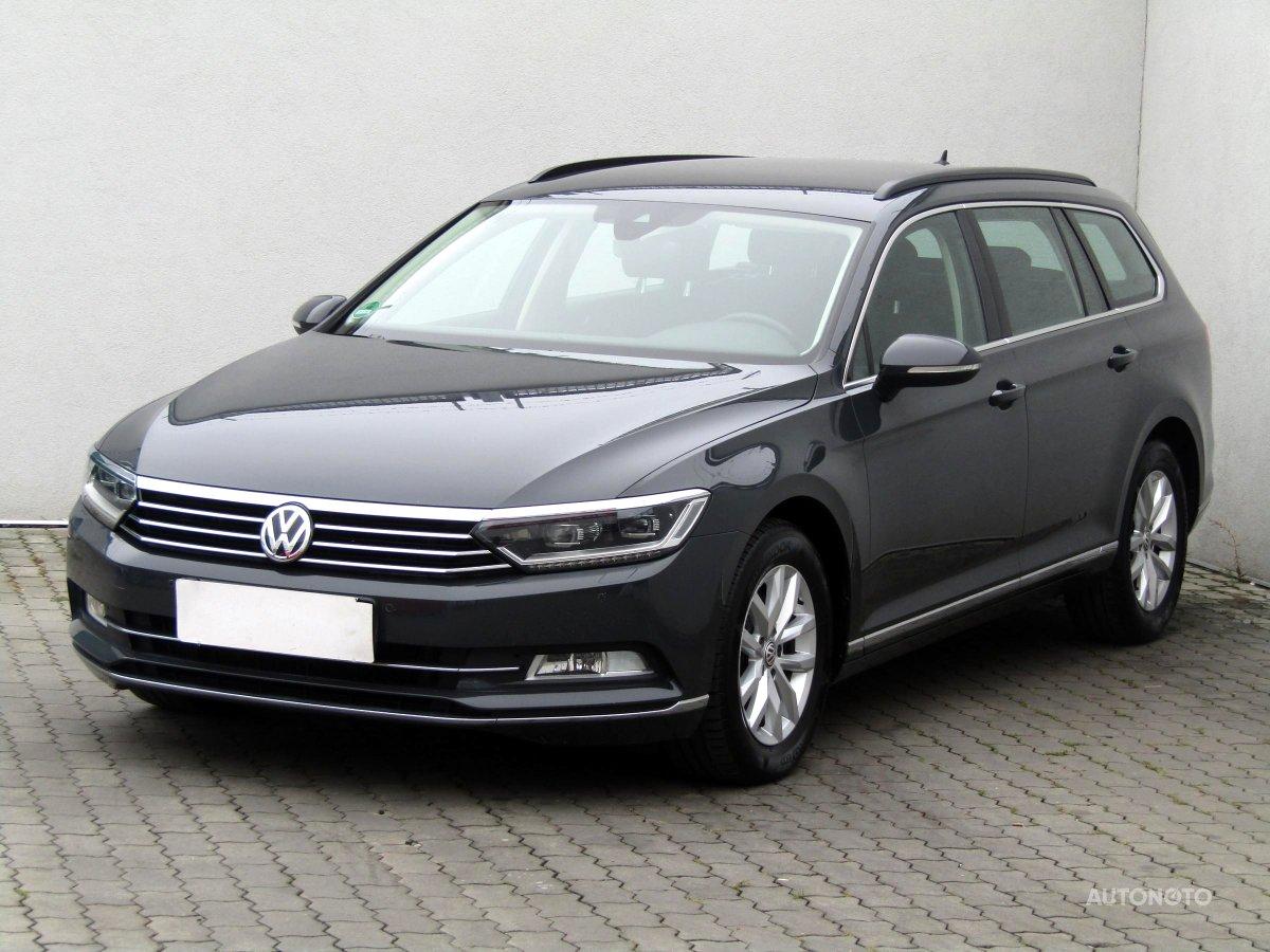 Volkswagen Passat, 2016 - pohled č. 3