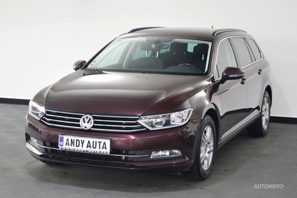 Volkswagen Passat, 2017 - celkový pohled