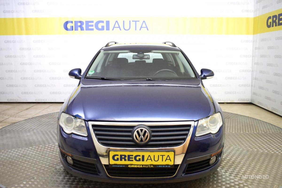 Volkswagen Passat, 2006 - celkový pohled